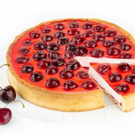 Зимняя вишня десерт муссовый Фото