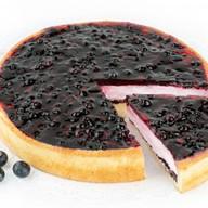 Снежная черника десерт муссовый Фото