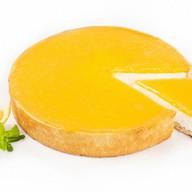 Лимонно-имбирный десерт муссовый Фото