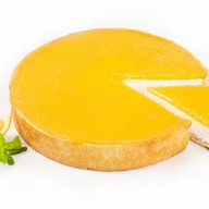 Лимонный десерт муссовый Фото