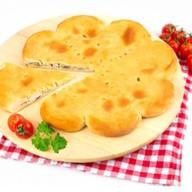 Осетинский с курицей и картофелем Фото