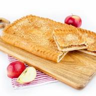 Пирог с яблоками (постный) Фото