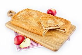 Пирог с яблоками (постный) - Фото