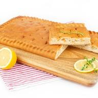 Пирог с горбушей и рисом (постный) Фото
