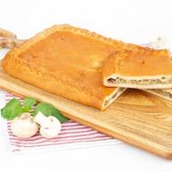 Пирог с грибами и капустой (постный) Фото