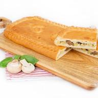 Пирог с грибами и картофелем (постный) Фото