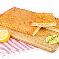 Пирог с горбушей и капустой (постный) Фото