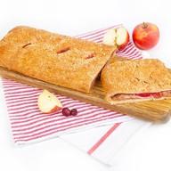 Штрудель яблочно-вишневый (слоеный) Фото