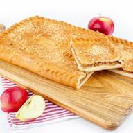 Пирог с грушей и яблоками (постный) Фото