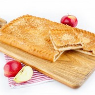 Пирог с яблоками (сдобный) Фото