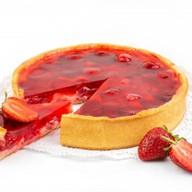 Клубника со сливками десерт Фото