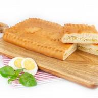 Пирог с капустой и яйцом (сдобный) Фото