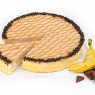 Банан в шоколаде десерт муссовый Фото