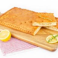 Пирог с горбушей и капустой (сдобный) Фото