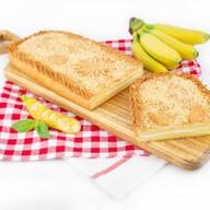 Пирог банановый пломбир(сдобно-песочный) Фото
