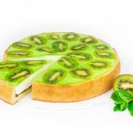 Изумрудный киви десерт муссовый Фото