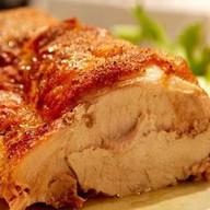Свинина запеченная по-домашнему Фото