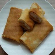 Блин с мясом и сыром Фото