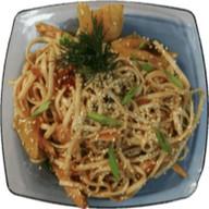 Wok с овощами Фото