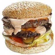 Vip бургер Фото