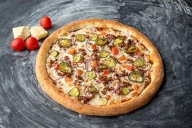 Бургер пицца - Фото