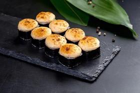 Запеченный лосось в чесночном соусе - Фото