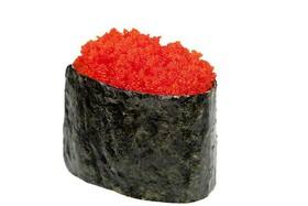 Суши с икрой тобико - Фото
