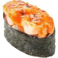 Суши запеченные с цыпленком BBQ Фото