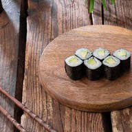 Мини-ролл с авокадо Фото