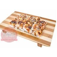 Окономи-яки (суши-пицца) Фото