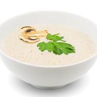 Крем-суп сливочно-грибной Фото