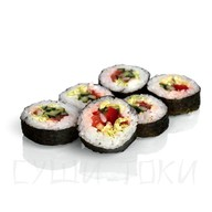 Футо маки (овощной) Фото