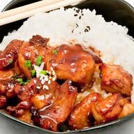 Курица в соусе терияки Фото