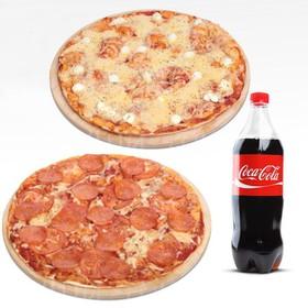 Комбо пицца - Фото