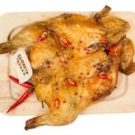 Цыплята на углях Фото