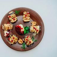 Сациви из баклажанов с сыром Фото
