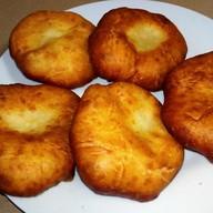 Пирожки с картофелем жареные Фото