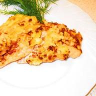 Филе куриное под сырной корочкой Фото