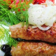 Люля-кебаб из курицы 600 г Фото