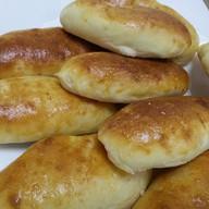 Пирожки с яйцом и зеленым луком Фото