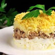 Мимоза салат весовой Фото