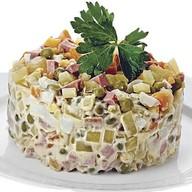 Оливье салат весовой Фото