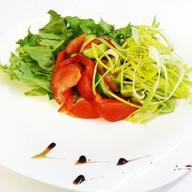 Салат овощной по-домашнему Фото