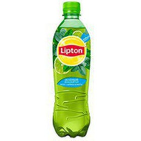 Чай Липтон зеленый - Фото