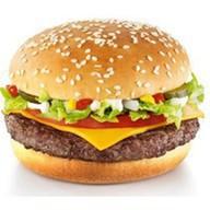 Роял чизбургер Фото