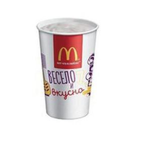 Молочный коктейль клубничный - Фото