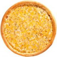 Четыре сыра пицца Фото