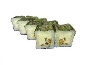 Шиитаке с сыром - Фото