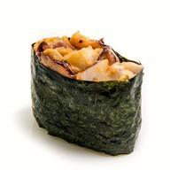 Мидии (спайс-суши) Фото