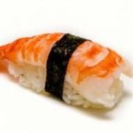 Суши-креветка Фото